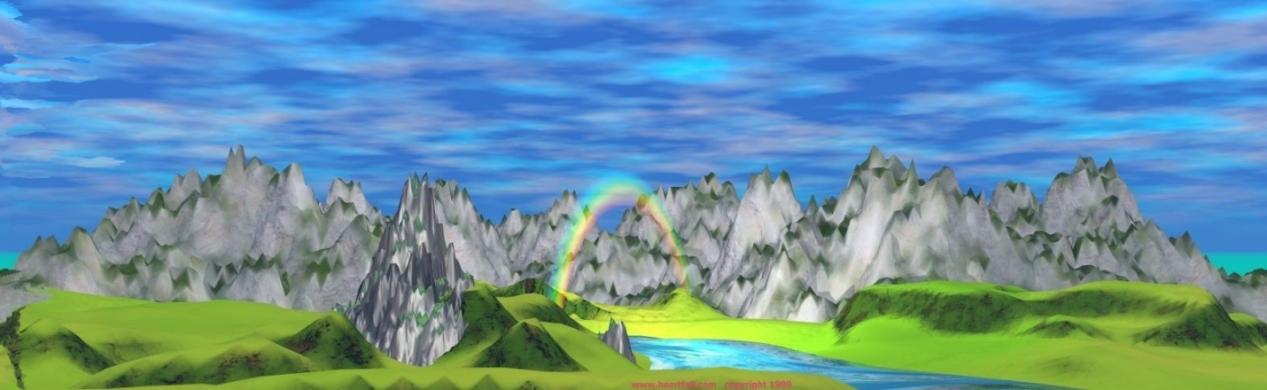 Rainbow Peaks