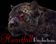Click Image to See Full Leopard Animation - Heartfall Productions © ®