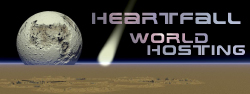 Heartfall World Hosting Services, Reliable, Friendly, Experienced, Helpful